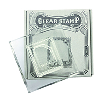 #紀寺商事 スタンプ Today's Clear Stamp  Plan TSC-01_3000000198209